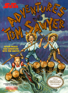 *USED* Adventures of Tom Sawyer (#092826198692)