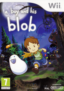 *USED* A Boy and His Blob (#096427016120)