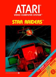 *USED* Star Raiders (#15500)