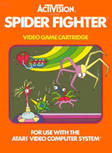 *USED* SPIDER FIGHTER (#401817866054)