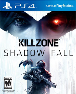 *USED* PS4 KILLZONE SHADOW FALL (#711719100089)