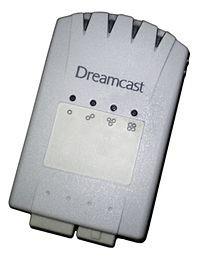 *USED* DREAMCAST MEMORY CARD NO VMU (#496549881031)