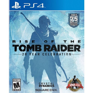 RISE OF THE TOMB RAIDER (#662248917696)