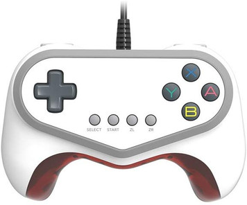 *USED* POKKEN TOURNAMENT PRO PAD CONTROLLER (#873124005691)