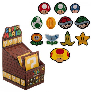 PATCHES SUPER MARIO BROS BLIND BOX (#190371549052)