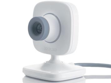 *USED* Xbox Live Vision Camera (#430687479477)