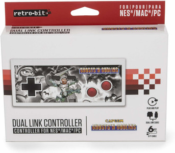 GHOSTS & GOB USB OR SNES CONTROLELR (#849172006744)