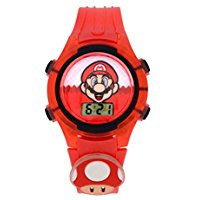 *USED* SUPER MARIO WATCH (#438319486268)