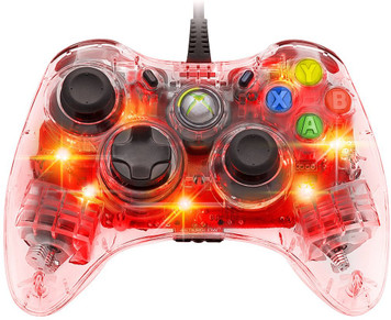 AFTERGLOW WIRED 360 CONTROLLER (RED) (#708056000165)