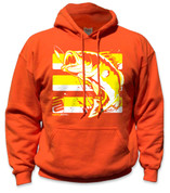 SafetyShirtz - Bass Safety Hoodie - Yellow/Orange