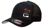 SafetyShirtz - Flexfit Trucker Hat - Black