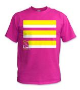 SafetyShirtz - Basic Safety Shirt - Yellow/Pink