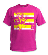 SafetyShirtz - Elk Safety Shirt - Yellow/Pink