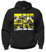 SafetyShirtz - Log Truck Safety Hoodie - Yellow/Black