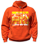 SafetyShirtz - Log Truck Safety Hoodie - Yellow/Orange