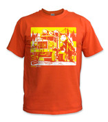 SafetyShirtz - Log Truck Safety Shirt - Yellow/Orange