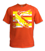 SafetyShirtz - Salmon Safety Shirt - Yellow/Orange