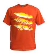 SafetyShirtz - Youth Moto Safety Shirt - Yellow/Orange