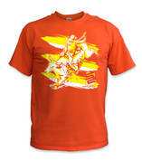 SafetyShirtz - Rodeo Safety Shirt - Yellow/Orange