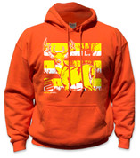 SafetyShirtz - Buck Safety Hoodie - Yellow/Orange