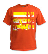 SafetyShirtz - Youth Buck Safety Shirt - Yellow/Orange