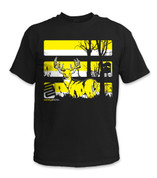 SafetyShirtz - Youth Buck Safety Shirt - Yellow/Black