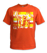 SafetyShirtz - Moose Safety Shirt - Yellow/Orange