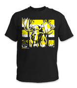 SafetyShirtz - Moose Safety Shirt - Yellow/Black
