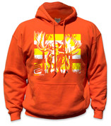 SafetyShirtz - Moose Safety Hoodie - Yellow/Orange