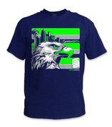 SafetyShirtz - Seattle Safety Shirt - Green/Gray/Navy