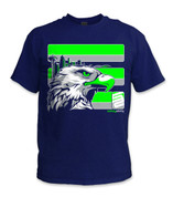 SafetyShirtz - Youth Seattle Safety Shirt - Green/Gray/Navy