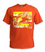 Duck T-Shirt- Yellow/ Orange