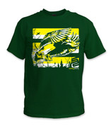 Duck T-Shirt- Yellow/ Green