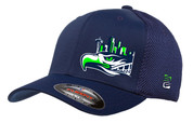 SafetyShirtz - Seattle - Flexfit Hat