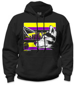 SafetyShirtz - Purple Reign Safety Hoodie - Yellow/Purple/Black