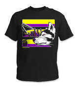 SafetyShirtz - Purple Reign Safety Shirt - Yellow/Purple/Black