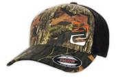 SafetyShirtz - Flexfit Trucker Hat - Mossy Oak Camo
