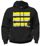 SafetyShirtz - Oregon Safety Hoodie - Yellow/Black