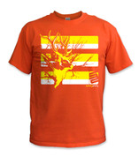 SafetyShirtz - Elk Safety Shirt - Yellow/Orange