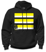 SafetyShirtz - Basic Safety Hoodie - Yellow/Black