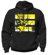 SafetyShirtz - Elk Safety Hoodie - Yellow/Black