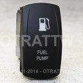 Fuel Pump Rocker Switch - Contura V (VVPZC2Y-5FP1)