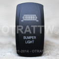 Bumper Light Rocker Switch - Contura V (VVPZCDR-5LB1)
