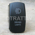 Driving Lights Rocker Switch - Contura V (VVPZCN5-57U1)