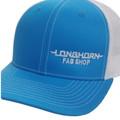 Longhorn Fab Shop Logo Snapback hat 200995