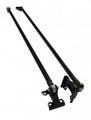 2011+   Duramax   Bolt on Duramax Traction Bar Kit   Professional Grade Rod Ends    Short Bed   201038-72