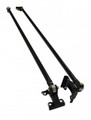 2011+   Duramax   Bolt on Duramax Traction Bar Kit   Professional Grade Rod Ends    Long Bed   201038-86