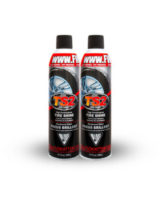 Touchless Tire Shine - 2 Cans
