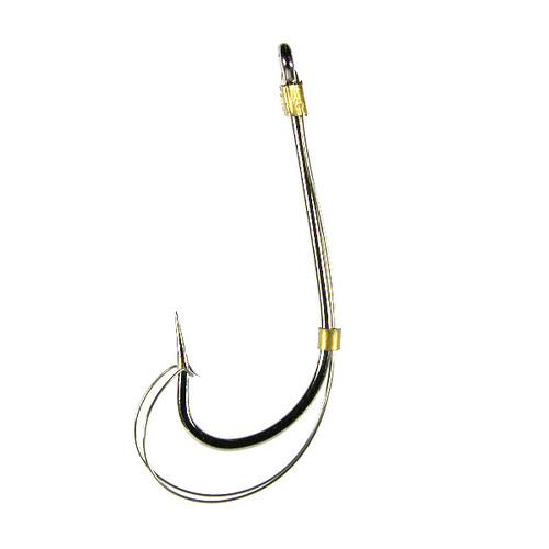 Fish hooks 6 0 bait saver hooks for Hooks fish n chicken