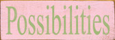 Shown in Old Baby Pink with Celery lettering